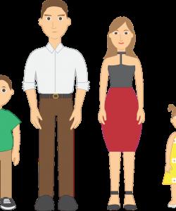 Ce înălțime va avea copilul?