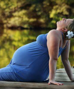 Durerile de spate în sarcină