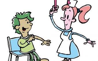 La ce vârstă se face vaccinul ROR
