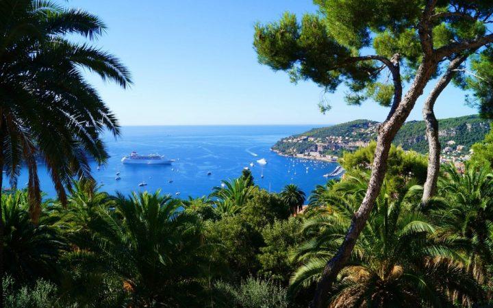 Franța cea de poveste. La plajă pe Coasta de Azur
