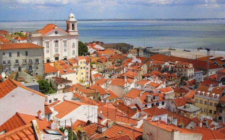 Priveliști ce îți taie respirația.. Lisabona