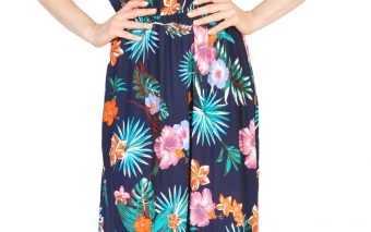 Bucură-te de vară în rochii înflorate