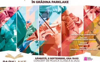 Trăiește simfonia culorilor de toamnă în Grădina ParkLake - Concert al Orchestrei de Cameră Radio