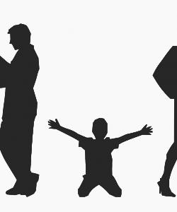 Susținerea emoțională a copilului după divorț.