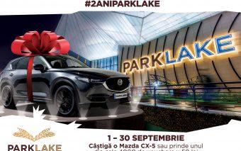 ParkLake sărbătorește doi ani fascinanți: Concert Inna și multe surprize pentru o toamnă festivă