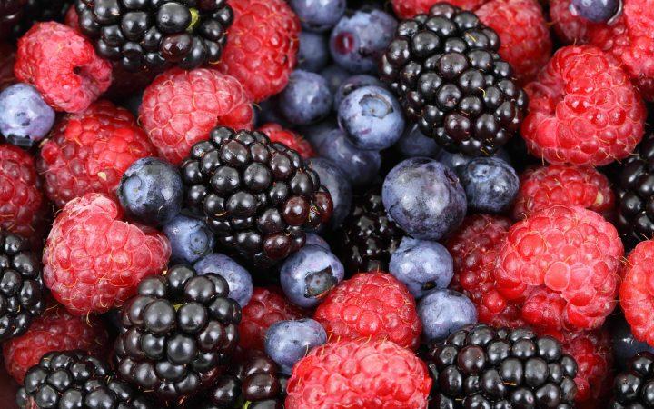 Alergia la fructe de pădure