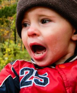 Crize de nervi la copii
