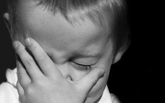 Copilul stresat