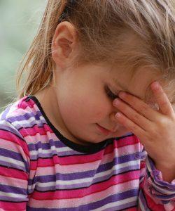 De ce este copilul meu trist