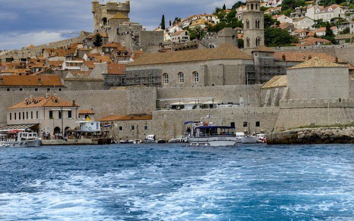 Dubrovnik - orașul fortăreață