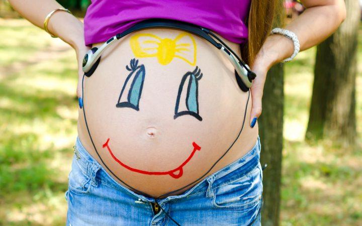 3 tipsuri ca să fii o gravidă cu pielea frumoasă