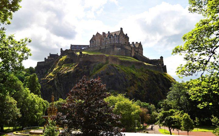 Degustări de scotch în orașul de granit, Edinburgh