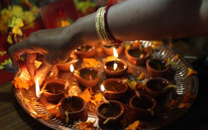 Festivalul Luminii, India