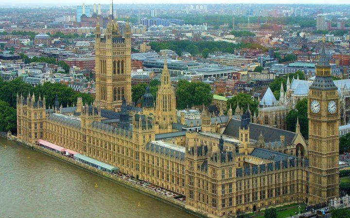 Londra, acasă la Regina Elisabeta a II a