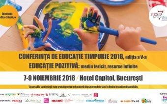 Educație Pozitivă: mediu fericit, resurse infinite