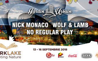 Jardin Urbain: după-amieze boeme la ParkLake.  Patru zile de street food, cocktail-uri, muzică și re...