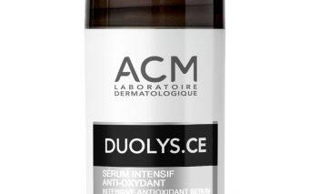 Luptă împotriva îmbătrânirii tenului cu noua gamă ACM: Duolys