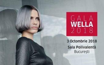 GALA WELLA 2018. Un show eveniment care marchează 25 de ani de Wella Professionals