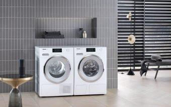 Noile mașini de spălat Miele: rufe impecabile în doar 39 de minute, cu 60% mai puțină energie consum...