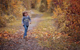 Alergii de toamnă la copii