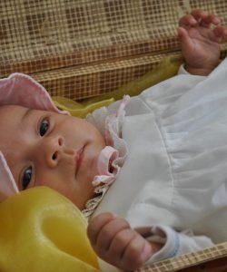 Bebelușul nu doarme