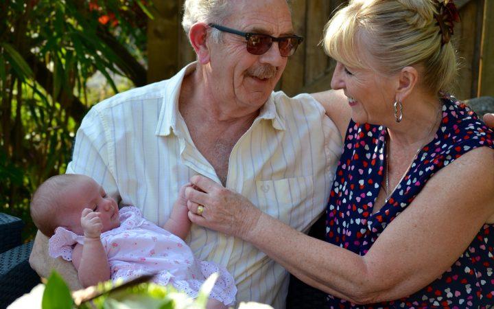 Rolul bunicilor în viața nepoților