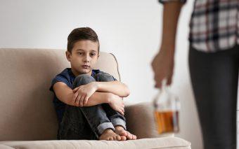 Dramele realității. Suferința copilului cu părinte alcoolic