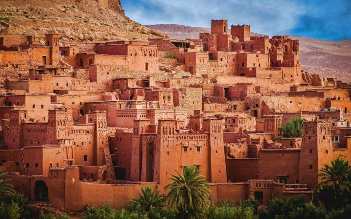 Perle cu iz oriental: Maroc