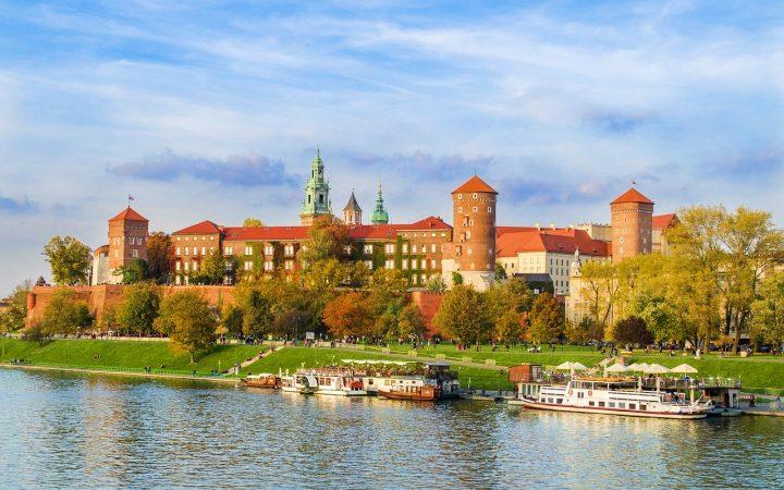 Cracovia – orașul dragonului