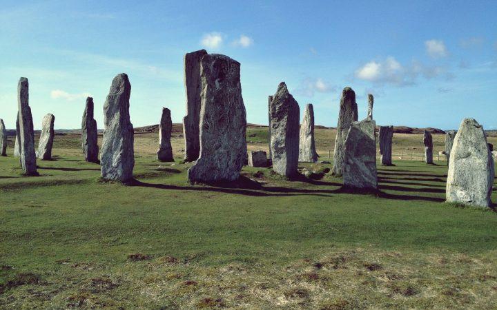 Scoția, fantome și vrăjitorii