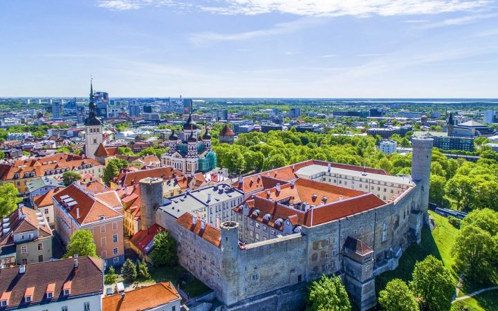 """Tallinn - """"Cutia de ciocolată a Estoniei"""""""