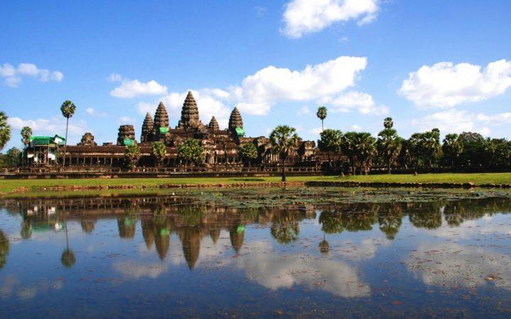 10 călătorii de legendă. Străbate jungla Cambodgiei – până la Angkor Wat