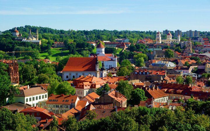Lituania, cea mai mare dintre țările baltice