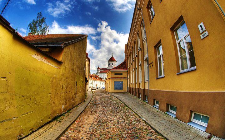 Vilnius – Atena Lituaniei