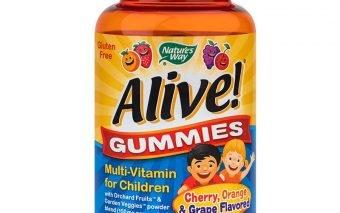 Secom® lansează Alive!® Gummies, multivitamine pentru copii sub formă de jeleuri vegetale