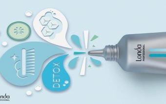 O nouă lansare Londa Professional - Londa Scalp Detox