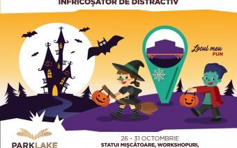 Petrece un Halloween distractiv la ParkLake Shopping Center