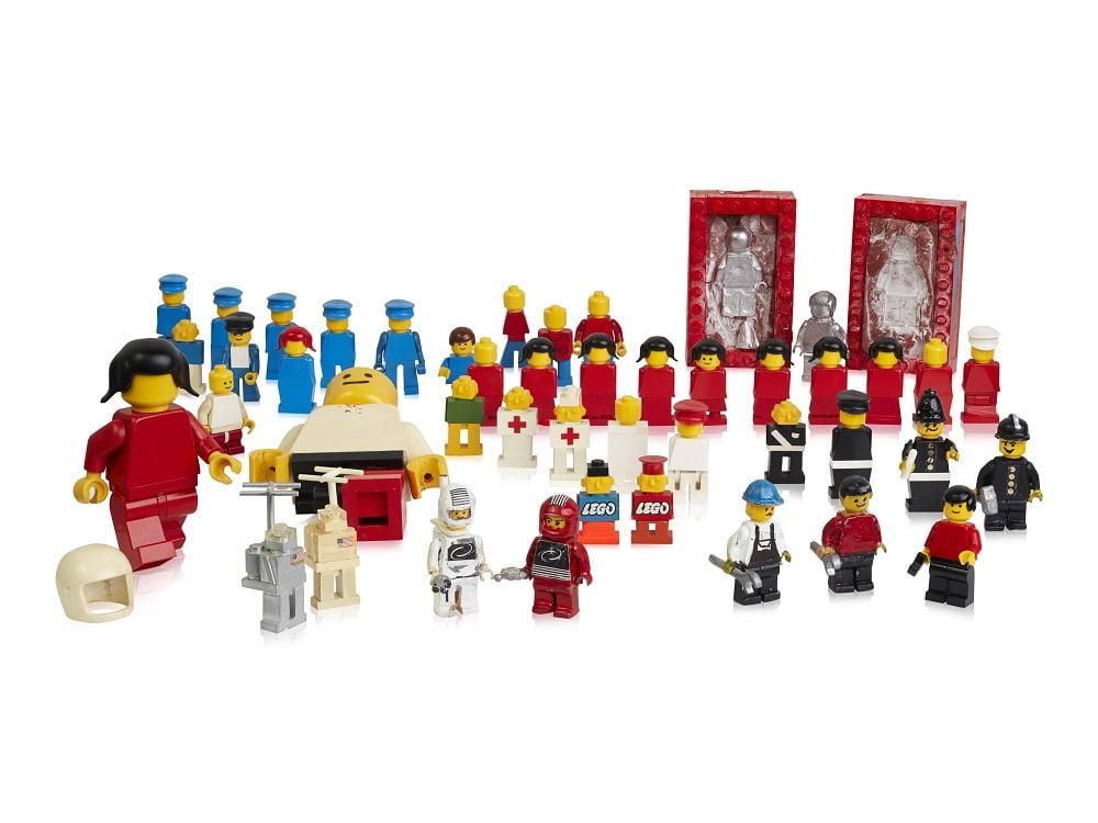 Grupul LEGO aniversează 40 de ani.