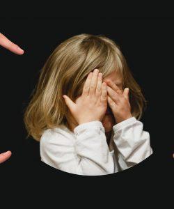 Copii agresați la școală