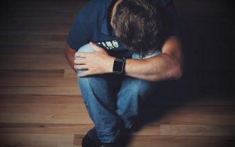 Depresia postnatală la bărbați