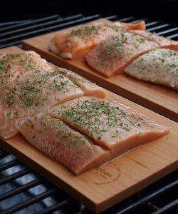 Pește în crustă picantă, la cuptor