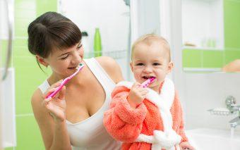 Sfaturi pentru igiena personală a copilului. Cum îl înveți să fie curat?