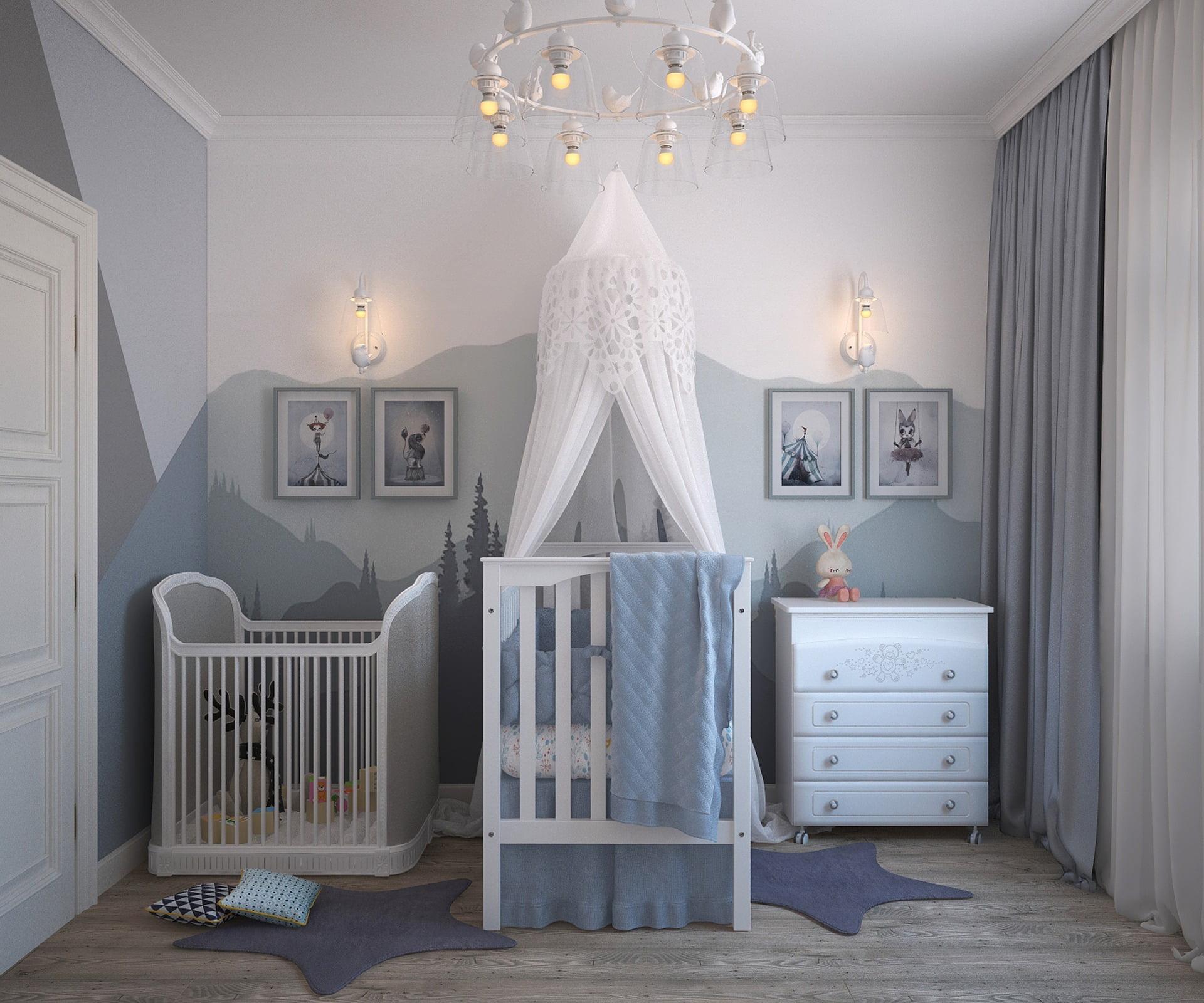 Temperatura în camera bebelușului