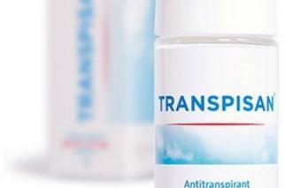 TRANSPISAN, antiperspirant fără alcool, parfum, coloranți, conservanți sau nanoparticule