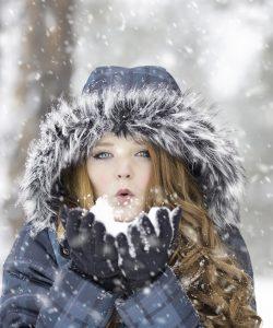 Îngrijirea părului iarna