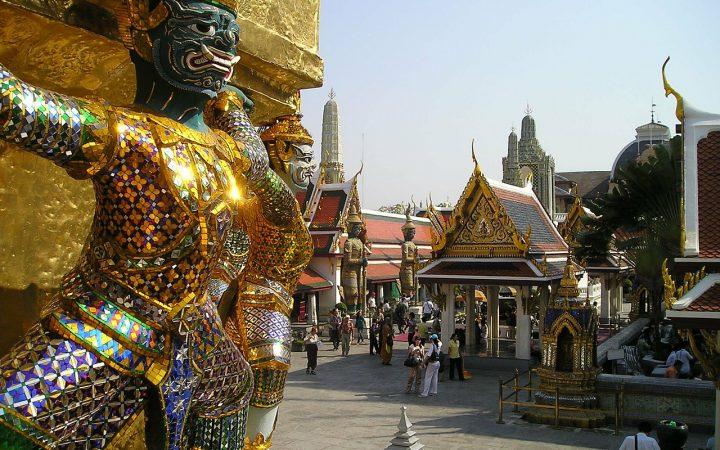 Bangkok – Orașul Îngerilor care nu doarme niciodată