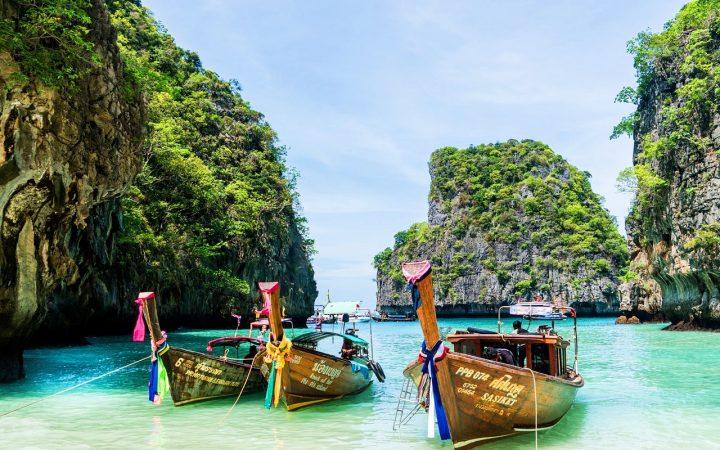 Phi Phi – colț de paradis