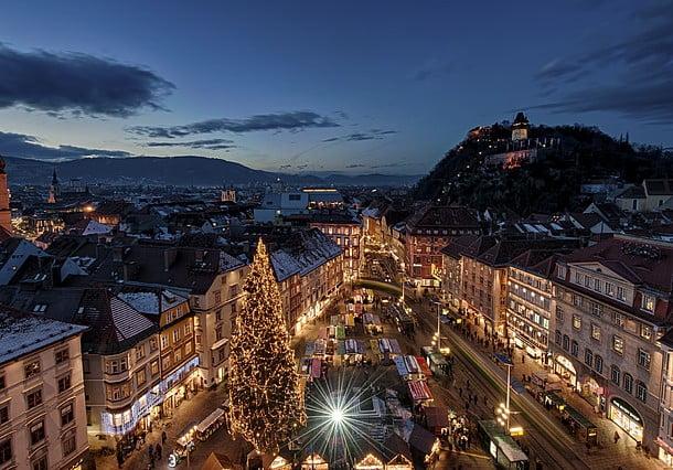 Festivalul Krampus, Austria