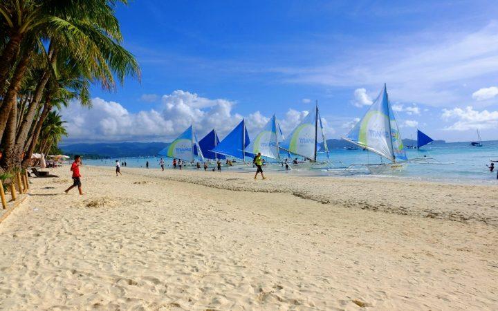 Exotism filipinez în Boracay