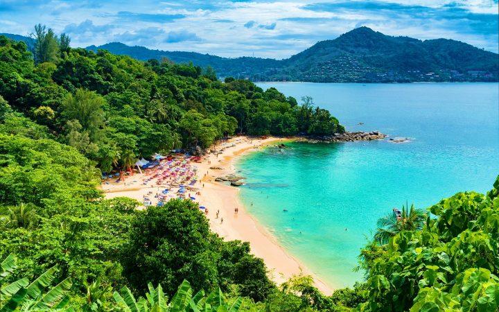 Phuket, cea mai populară insulă din Regatul Thai